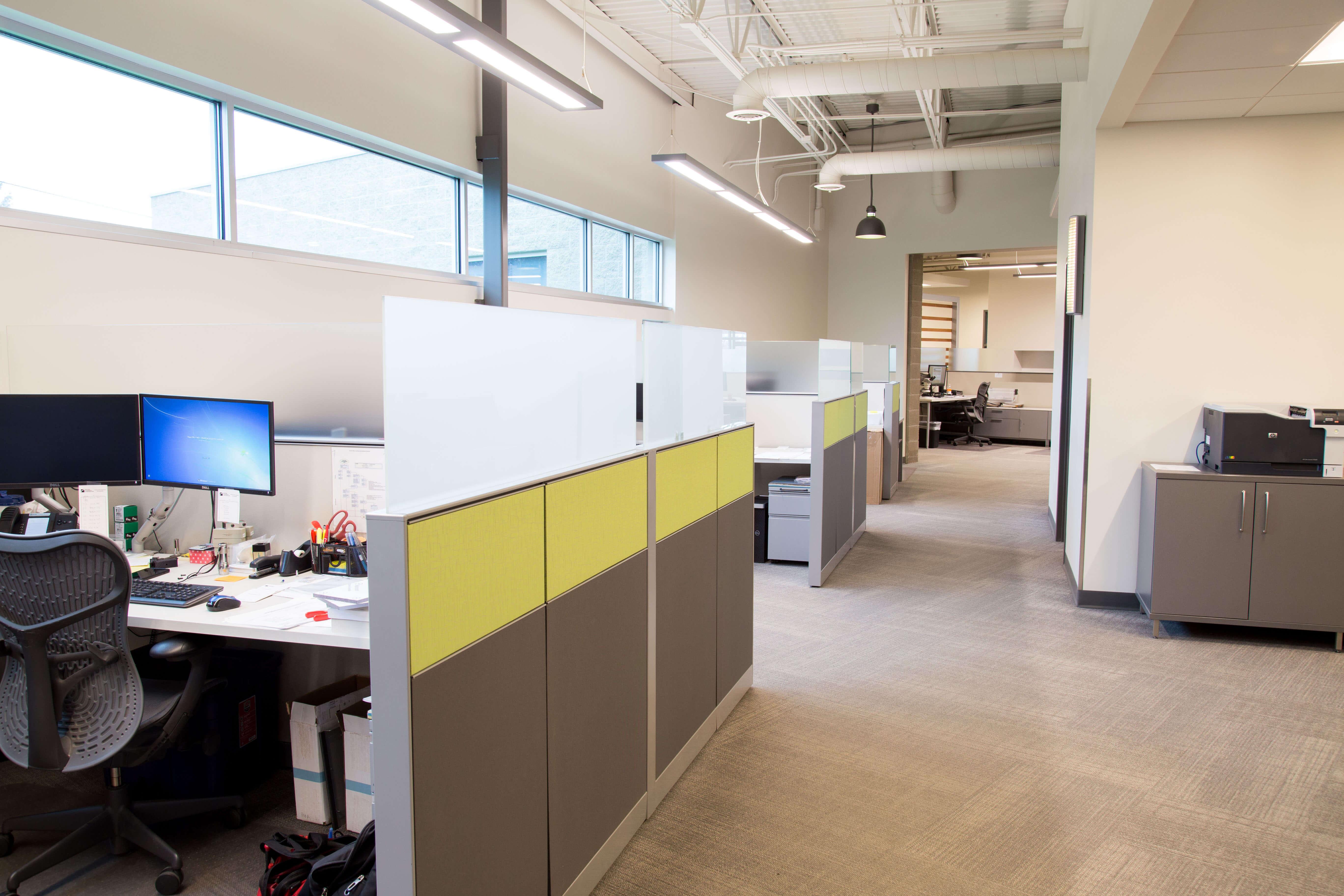 Motion Dynamics offices, Fruitport, Michigan