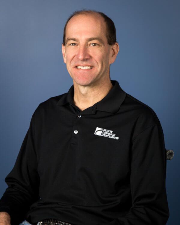 Steve Dufon, VP of Sales & Marketing, Motion Dynamics