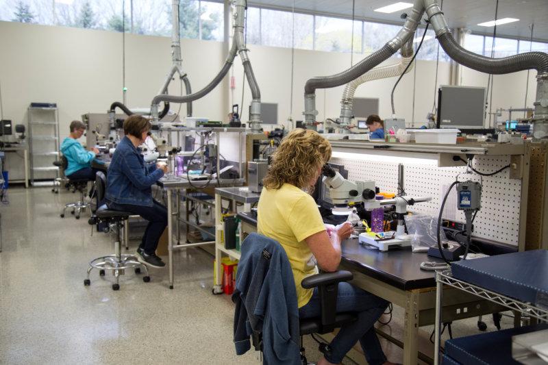 Motion Dynamics inspection, Fruitport, Michigan