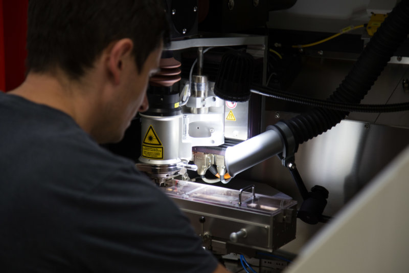 Motion Dynamics manufacturing, Fruitport, Michigan
