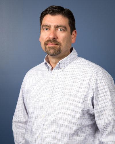 John McManus, VP of Engineering, Motion Dynamics